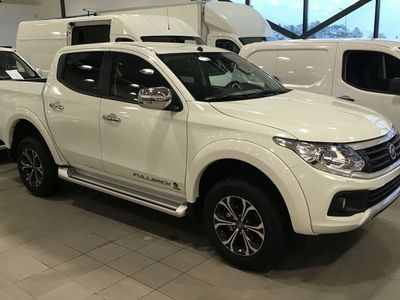 begagnad Fiat Fullback DOUBLE CAB 2.4 180 HK 4X4 AT5 E6