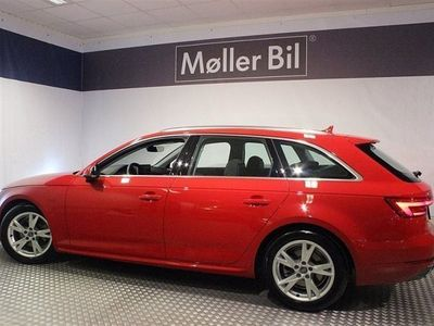begagnad Audi A4 Avant B9 TDI 150 HK SPORT SE UTR