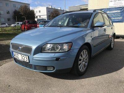 begagnad Volvo V50 2.4 Kinetic 140hk(13400MIL)