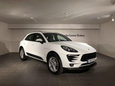 begagnad Porsche Macan S Diesel Euro 6