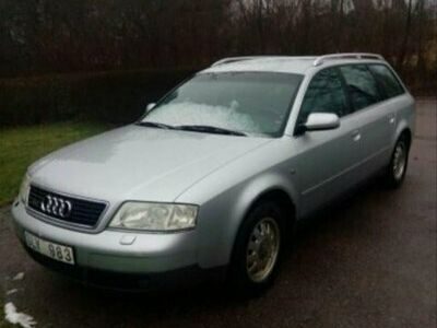 begagnad Audi A6 AVANT 1,8T QUATT