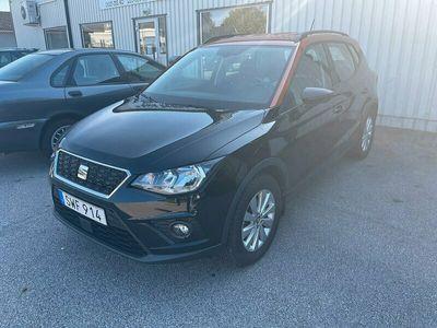 begagnad Seat Arona 1.6 TDI Euro 6 95hk