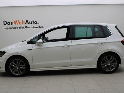 begagnad VW Golf Sportsvan SV TSI 150 GT/R-LINE/DRAGPAKET