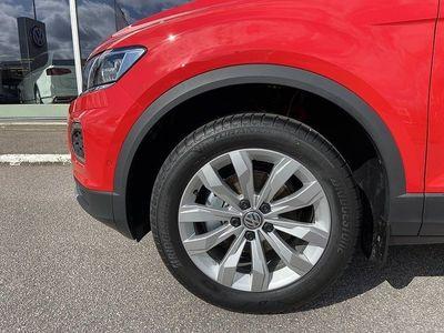 begagnad VW T-Roc 1.0 TSI 115HK MAN P-värmare/Pluspaket