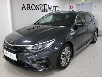 begagnad Kia Optima Hybrid Sport Wagon P-HEV Advance Plus 1 2019, Personbil 309 000 kr