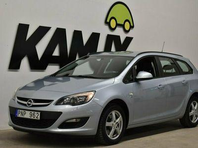 begagnad Opel Astra Sports Tourer 1.7 CDTI Active plus 110hk