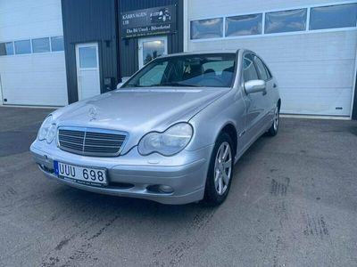 begagnad Mercedes C320 4MATIC Automat 218hk
