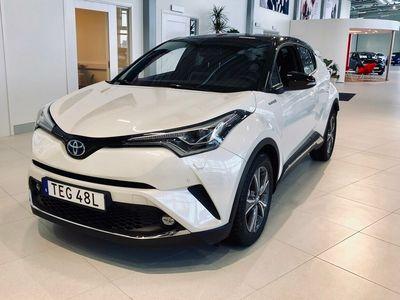 gebraucht Toyota C-HR 1.8 Elhybrid (122hk) Aut