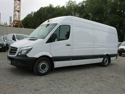 begagnad Mercedes Sprinter 316 BlueTEC Skåpbil AUT X-Lång Backkam*