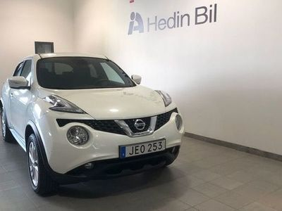 begagnad Nissan Juke N-Connecta 1.6 Xtronic