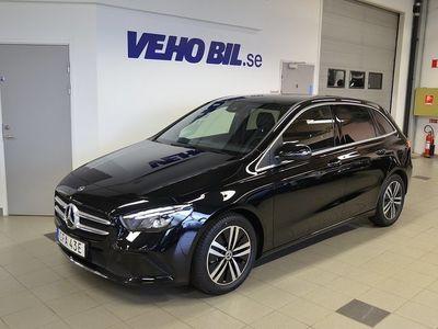 begagnad Mercedes B200 d SE Edition, Automat, Smartphone paket