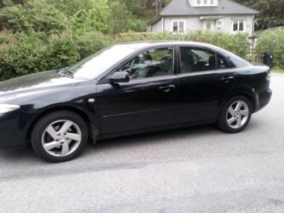 second-hand Mazda 6 2.0t -04