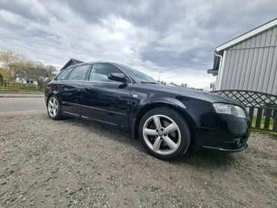 begagnad Audi A4 Avant 2.0 TFSI quattro S-Line, Comfort