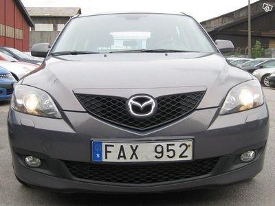 begagnad Mazda 3 1,6 HDi ACC/Isof./Farthål./5D/diesel