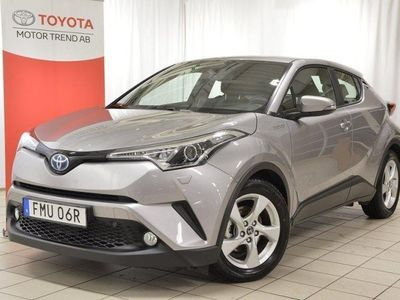 begagnad Toyota C-HR 1.8 Hybrid Active Vhjul Demo -19