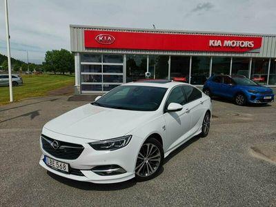 begagnad Opel Insignia 2.0 CDTI Biturbo 4x4 Auto DRAG Taklucka 2018, Halvkombi Pris 254 900 kr