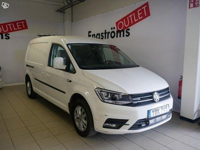 used VW Caddy Maxi Skåp TGI 110hk CNG -16