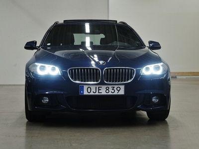 begagnad BMW 520 d xDrive Touring M Sport Panorama 190hk