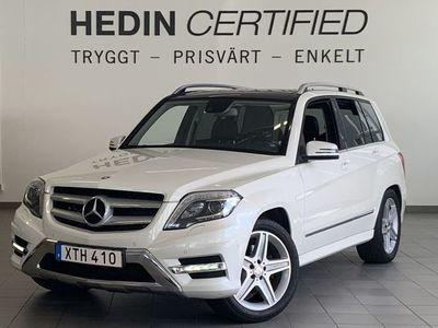 brugt Mercedes GLK350 CDI 4MATIC AMG / DRAG