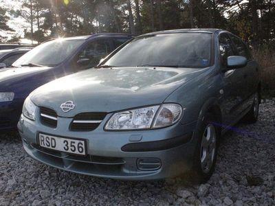 begagnad Nissan Almera 1.5 5dr (90hk)