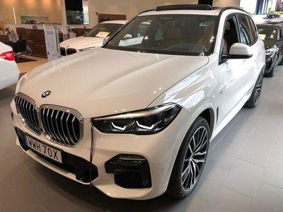 begagnad BMW X5 xDrive40i M-Sport Innovation (340hk)