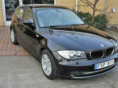 begagnad BMW 118 i Automat 143hk Advantage