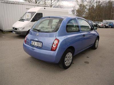 begagnad Nissan Micra 1,2 / BES_SKATT/ 3D / 15100 MIL