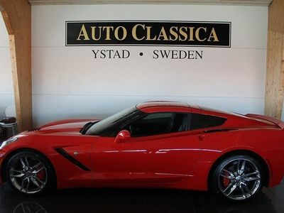 begagnad Chevrolet Corvette C7 * 1LT, Z51-PACK *
