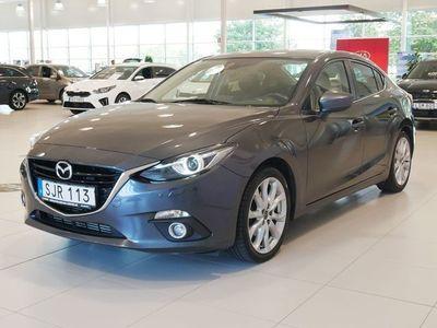 begagnad Mazda 3 SKYACTIV-D