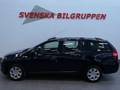 begagnad Dacia Logan MCV 0.9 TCe Bt Usb S+V-hjul