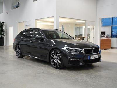begagnad BMW 530 d xDrive Msport Navi LED HarmanKardon