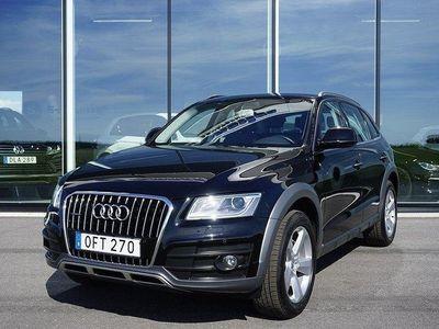 begagnad Audi Q5 2.0 TDI 190HK EU6 Q S-TR