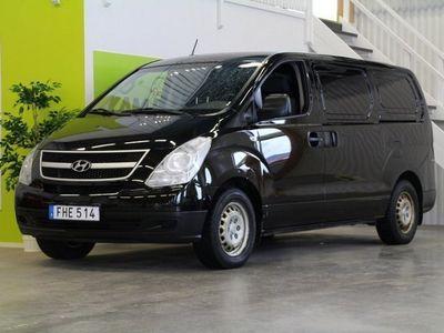 begagnad Hyundai H-1 2,5 CRDi 160hk Drag, Webasto