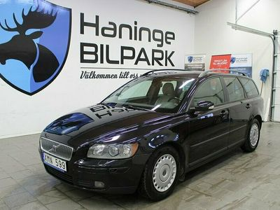 begagnad Volvo V50 1.8F 125hk / KAMKEDJA / NYBESIKTIGAD /