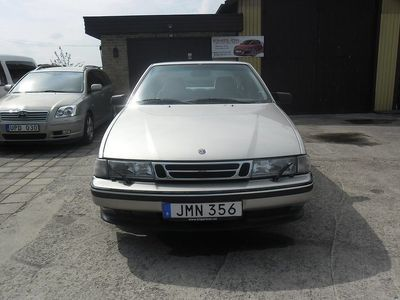 gebraucht Saab 9000 CS 2.0 132hk