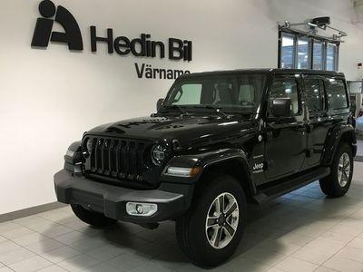 begagnad Jeep Wrangler Unlimited 2.0T GME Sahara 8ATX