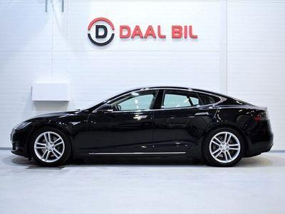 begagnad Tesla Model S 85D 423HK NAVI RATTVÄRM BACKKAM SE.UTR!!