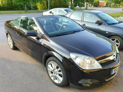 begagnad Opel Astra Cabriolet
