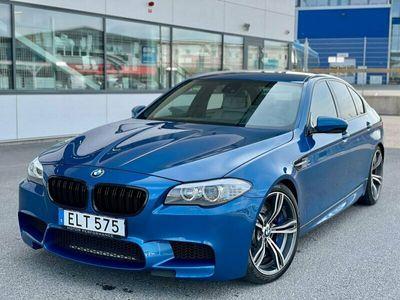 begagnad BMW M5 DCT 560HK EURO 6 SE UTR & SKICK