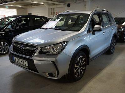begagnad Subaru Forester 2,0 XT Sport Automat AWD -17