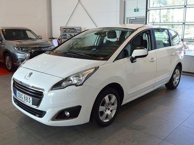 begagnad Peugeot 5008 1.2 PureTech Active 7-sits