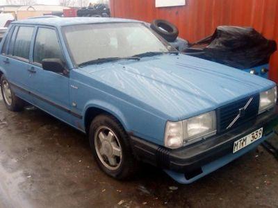 used Volvo 740 TIC ev byte -86