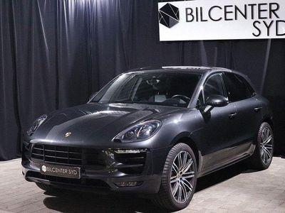 begagnad Porsche Macan 3.0 GTS (360hk)