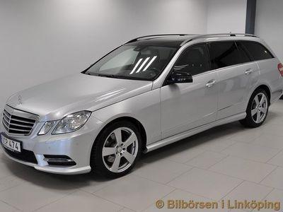 begagnad Mercedes E250 CDI 4-MATIC (Dieselvärmare, Navi)