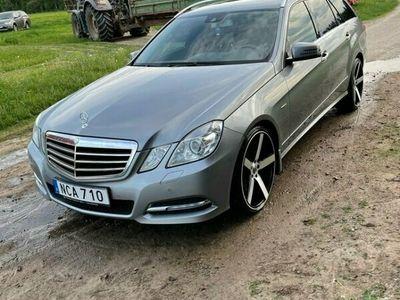 begagnad Mercedes E250 212 KCDI 4MATIC
