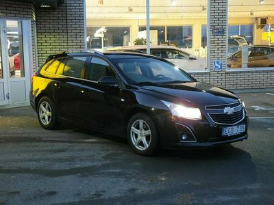 begagnad Chevrolet Cruze LTZ 2.0 TD (163hk) AT6 DRAG-BACKKAMERA