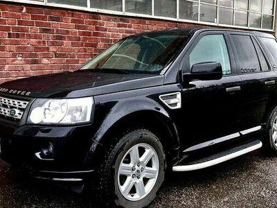 begagnad Land Rover Freelander 2,2 sd4 Aut 2012, SUV Pris 199 900 kr