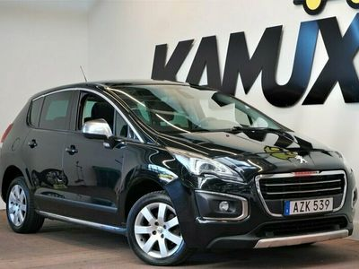 begagnad Peugeot 3008 1.6 e-HDi | Allure | Pano | Navi | HUD | 114hk