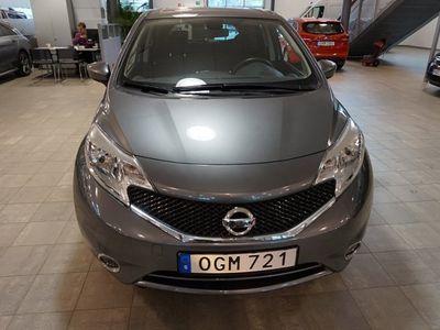 begagnad Nissan Note 1.2 (80hk)