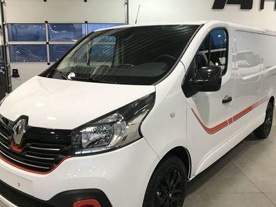begagnad Renault Trafic L2H1 145HK LIMITED EDITION DEMO